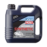 LIQUI MOLY Snowmobil Motoroil 2T Synthetic, 4л 2246