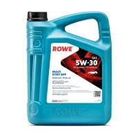 ROWE HIGHTEC MULTI SYNT DPF 5W30, 4л 20125-0040